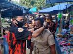 Aksi Nyata Pemuda Pancasila Inuman Cegah Covid-19