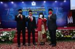 Presiden Anugerahkan Tanda Penghargaan Kepada Empat Insan Telkomsel
