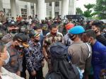 Mahasiswa Rohil Gelar Aksi Tolak Omnibus Law