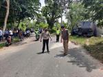 Rem Blong, Tiga Kendaraan Tabrakan Beruntun Hampir Masuk Sungai Batak
