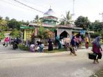 Sambut Ramadan, Permata Desa Lubuk Ambacang Mulai Goro