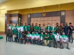 Ini Cara GP Ansor Rohil Sukseskan Program Ketahanan Pangan