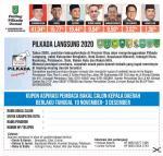 Hendri Sandra dan Bambang Wardoyo Bersaing, Hanafi Atan Dapat Dukungan