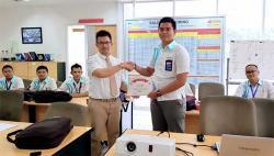 Sales Force Astra Daihatsu Sudirman Raih Best of The Best Sales
