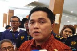 Jadi Menteri di Susunan Kabinet Hoaks, Begini Reaksi Erick Thohir
