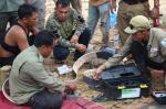 GPS Collar Dipasang Guna Mencegah Konflik Manusia dan Gajah Sumatera