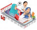 Kadisdik Riau Pastikan Setiap Pelajar Dapat 10 GB