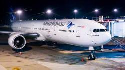 Garuda Indonesia Mulai Terbangkan Jamaah Haji ke Tanah Suci