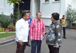 Usai Bahas Karhutla di Jakarta, Syamsuar Akan Kumpulkan Bupati/Wali Kota