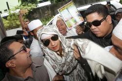 Jaksa Tolak Nota Pembelaan Habib Bahar