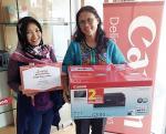 Wartawan Riau Pos Juara WUC