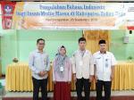 Wartawan dan Media Massa Diharapkan Terus Memperbaiki Kompetensi Berbahasa Indonesia