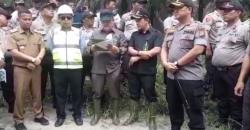 Sempat Diprotes, PN Siak Eksekusi Lahan Jalan Tol di Wilayah Kandis