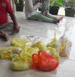 Berbagi Sembako Ada Kalender Paslon, Legislator Golkar Ini Membantah
