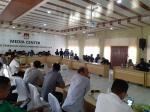 16 PPK Sampaikan Hasil Rekapitulasi dalam Pleno Terbuka KPU Rohil