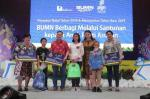PGN dan Bukit Asam Gelar Natal Bersama 500 Anak Yatim-Piatu di Riau