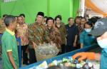 KLHK Bangun Fasilitas Pengelolaan Sampah dan BSI ke 6 Kabupaten di Jabar
