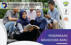 Politeknik Negeri Bengkalis Umumkan Hasil Seleksi PMB Melalui Jalur PMDK-PN  2019