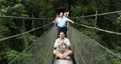 Tiongkok Kagum Keindahan TN Gunung Pangrango