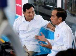 Bertemu Prabowo, Presiden Jokowi: Tidak Ada Lagi