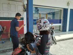 Seluruh ATM Mandiri di Pekanbaru Offline