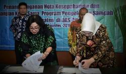 KLHK Beri Bantuan 5 Kabupaten untuk Pulihkan DAS Citarum