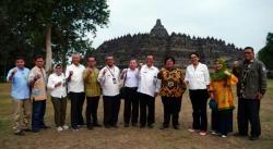 KLHK Dukung Pengelolaan Sampah dan RHL di Destinasi Wisata Super Prioritas Borobudur