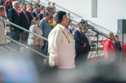 Pesan Menteri LHK pada Pembukaan Kejuaraan Karate Pra Kualifikasi PON 2019