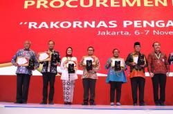 KLHK Raih Penghargaan National Procurement Award dari LKPP