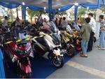 Yamaha Kontes Modifikasi Custom Maxi Bertabur Hadiah