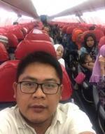 Lion Air Tujuan Pekanbaru Dialihkan ke Medan