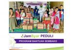 Jamsyar Peduli Program Bantuan Sembako