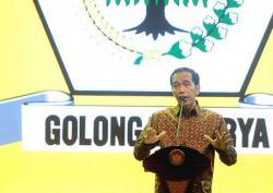 Ada Pengaruh Jokowi di Munas Partai Golkar?