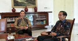 Pagi Ini Jokowi dan AHY Bertemu Lagi
