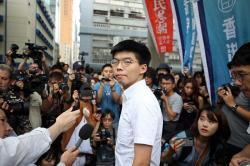 Joshua Wong, Pemuda yang Kini Jadi Tokoh Demokrasi Hong Kong