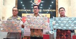 Bareskrim Sita Uang Rp173 Miliar dari Kasus Korupsi PLN