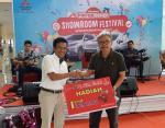 Mitsubishi Suka Fajar Hadirkan Showroom Festival Pinter Bener