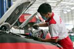 Booking Service melalui Web dan Aplikasi Agung Toyota Dapat Oli Gratis