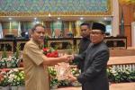 DPRD Beri Rekomendasi pada LKPj Gubernur Riau Tahun 2017