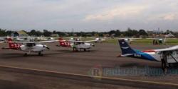 Pesawat Latih Jatuh, Seorang Siswa Ditemukan Tewas