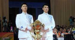 Cina Sabet Tahta Piala Sudirman 2019
