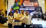 Road to Toyota Expo 2018 Bertabur Kemudahan dan Hadiah Dapatkan Mobil