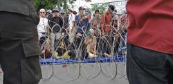IPW Dengar Ada 6 Otak Kerusuhan, Polisi Jangan Takut Tangkap