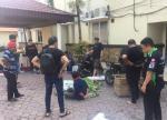 13 Kg Sabu Diseludupkan dalam Keranjang Pisang di Dumai