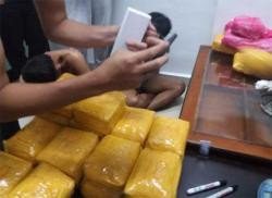 Bea Cukai Dumai Tangkap Sabu-sabu 34 Kg di Perairan Rupat