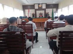 Pengadilan Negeri Rengar Gelar Sidang Praperadilan