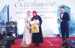 Taja Exclusive Gathering Podomoro City Deli Medan Hadirkan Rossa