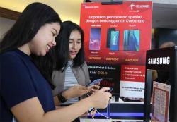 Telkomsel Kolaborasi Bundling Device 4G dengan 1.200 Toko Mitra