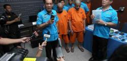 Jaringan Malaysia-Asahan-Pariaman Dibongkar, 27 Ribu Ekstasi Dibongkar