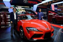 Toyota GR Supra, Mobil Sport 3.000 cc yang Makin Aerodinamis dan Sporty
